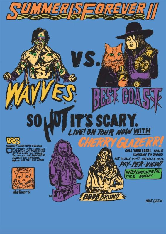 Best Coast & Wavves