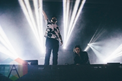 Zeds Dead performing at The Danforth Music Hall in Toronto on December 19, 2015. (Photo: Brandon Newfield/Aesthetic Magazine)