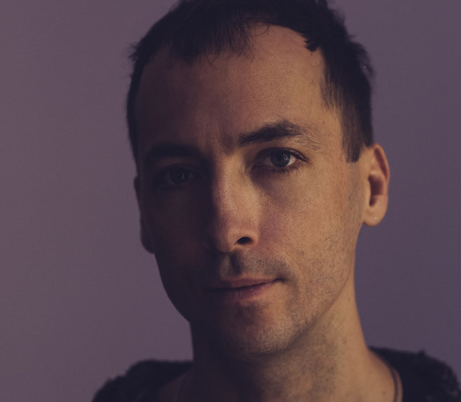 Tim Hecker. (Photo:  Todd Cole)