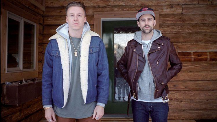 Macklemore and Ryan Lewis 2016