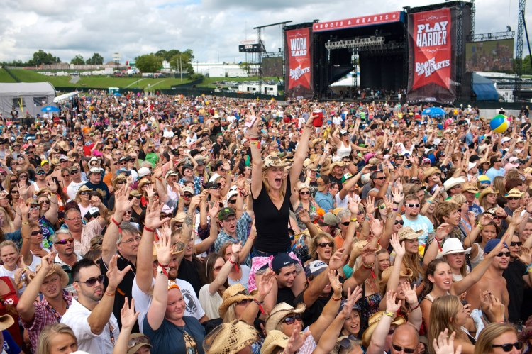 Boots and Hearts Music Festival returns to Burl's Creek this summer from August 4th – 7th.
