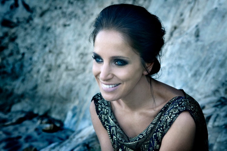 Chantal Kreviazuk.