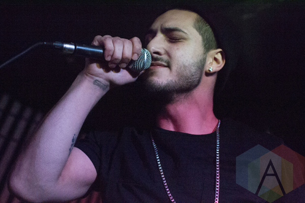 C-Note performing at Babylon Nightclub in Ottawa, Ontario on January 21, 2016. (Photo: Lucy Sky/Aesthetic Magazine)