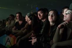 Reaction NYE 2015 at the Donald Stephens Convention Center in Chicago. (Photo: Kari Terzino/Aesthetic Magazine)