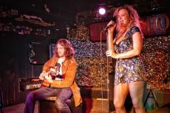 No Sinner performing at The Horseshoe Tavern in Toronto on January 7, 2016. (Photo: Dan Fischer/Aesthetic Magazine)