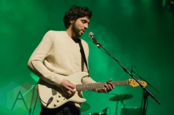 East of Avenue performing at The Danforth Music Hall in Toronto on January 30, 2016. (Photo: Orest Dorosh/Aesthetic Magazine)