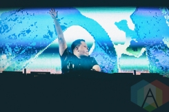 Orjan Nilsen performing at the Enercare Center in Toronto on January 30, 2016. (Photo: Brandon Newfield/Aesthetic Magazine)