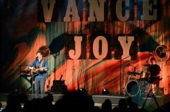 Vance Joy performing at Massey Hall in Toronto on January 26, 2016. (Photo: Julian Avram/Aesthetic Magazine)
