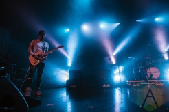 Bloc Party performing at the O2 Academy Birmingham in Birmingham, UK on February 12, 2016. (Photo: Caitlin Molton/Aesthetic Magazine)