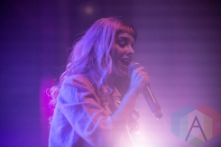Melanie Martinez performing at the Vogue Theatre in Vancouver on February 21, 2016. (Photo: Amy Ray/Aesthetic Magazine)