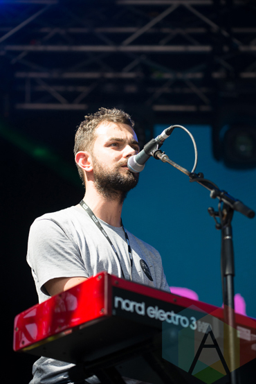 Big Scary performing at the 2016 Laneway Festival in Sydney, Australia on February 7, 2016. (Photo: Gwendolyn Lee/Aesthetic Magazine)
