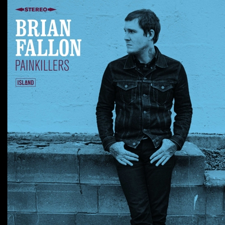The Gaslight Anthem's Brian Fallon will release his debut solo album, Painkillers, on March 11th via Island.