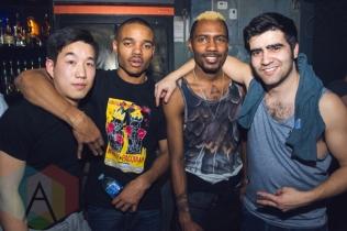 Deadmau5 performing at Uniun Nightclub in Toronto on February 25, 2016 during the 2016 Mau5hax Bus Tour. (Photo: Anthony D'Elia/Aesthetic Magazine)