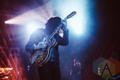 Hozier performing at the O2 Academy Birmingham in Birmingham, UK on February 2, 2016. (Photo: Caitlin Molton/Aesthetic Magazine)