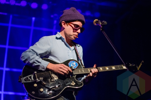 Dr. Dog performing at The Marquee Theatre in Tempe, Arizona on February 16, 2016. (Photo: Meghan Lee/Aesthetic Magazine)