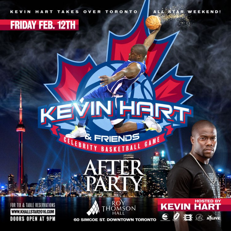 NBA All Star Weekend Toronto