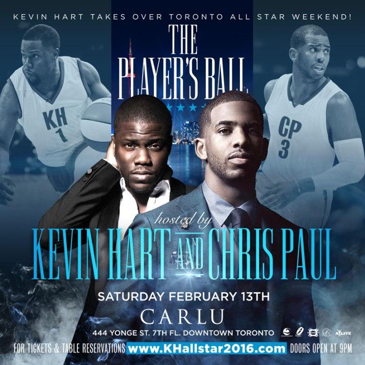NBA All Star Game Toronto Player's Ball