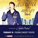 Contest: Win 2 Tickets to Josh Ritter in Toronto!