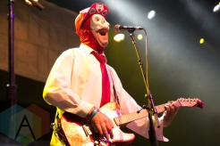 The Maxies performing at The Fillmore in San Francisco, California on February 22, 2016. (Photo: Raymond Ahner/Aesthetic Magazine)