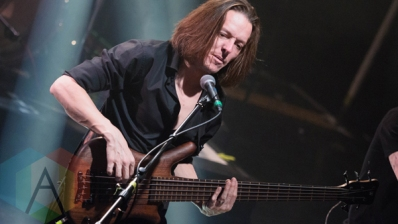 Tesseract performing at at KOKO in London, UK on February 12, 2016. (Photo: Rossi Ivanova/Aesthetic Magazine)