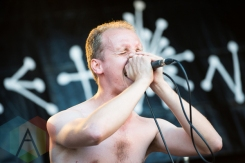 Royal Headache performing at the 2016 Laneway Festival in Sydney, Australia on February 7, 2016. (Photo: Gwendolyn Lee/Aesthetic Magazine)