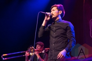 Suburban Legends performing at The Fillmore in San Francisco, California on February 22, 2016. (Photo: Raymond Ahner/Aesthetic Magazine)
