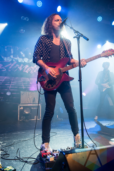 Yukon Blonde performing at the Commodore Ballroom in Vancouver on February 5, 2016. (Photo: Carmin Edwards/Aesthetic Magazine)