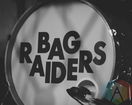 Bag Raiders performing at Adelaide Hall in Toronto on March 15, 2016. (Photo: David Scala/Aesthetic Magazine)