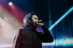 Between The Buried And Me performing at the Vogue Theatre in Vancouver on March 26, 2016. (Photo: Timothy Nguyen/Aesthetic Magazine)