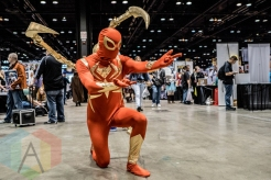 Chicago Comic and Entertainment Expo (C2E2) at McCormick Place in Chicago. (Photo: Joshua Mellin/Aesthetic Magazine)