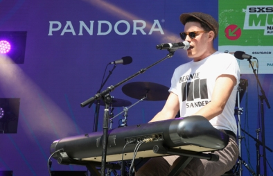 Tor Miller performing at the Pandora Discovery Den during SXSW 2016 on March 19, 2016 in Austin, Texas. (Photo: Rachel Murray/Getty)