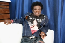 Charles Bradley poses for a portrait at the Pandora Discovery Den during SXSW 2016 at The Gatsby on March 19, 2016 in Austin, Texas. (Photo: Rachel Murray/Getty)