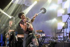 Charles Bradley performing at the Pandora Discovery Den during SXSW 2016 at The Gatsby on March 19, 2016 in Austin, Texas. (Photo: Dave Mangels/Getty)