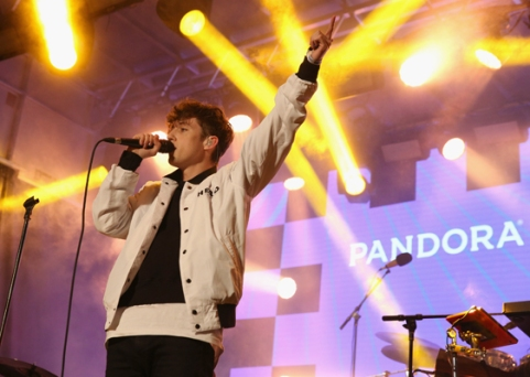 Troye Sivan performing at the Pandora Discovery Den during SXSW 2016 at The Gatsby on March 19, 2016 in Austin, Texas. (Photo: Rachel Murray/Getty)