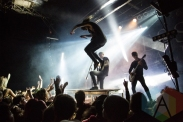 Blessthefall performing at The Phoenix Concert Theatre in Toronto on March 3, 2016. (Photo: Jon Wishart/Aesthetic Magazine)