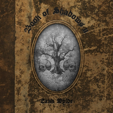 Zakk Wylde will release his is second solo album, Book of Shadows II, on April 8th via eOne Music.