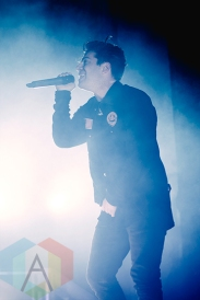 Hoodie Allen performing at The Danforth Music Hall in Toronto on March 3, 2016. (Photo: Francesca Ludikar/Aesthetic Magazine)