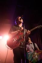 Wintersleep performing at Lee's Palace in Toronto on March 4, 2016. (Photo: Janine Van Oostrom/Aesthetic Magazine)