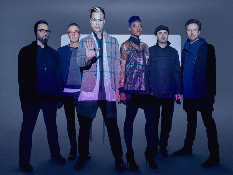 Fitz And The Tantrums. (Photo: Joseph Cultice)