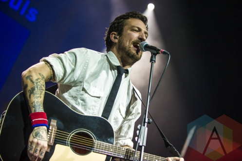 Frank Turner performing at The Danforth Music Hall in Toronto on March 11, 2016. (Photo: Orest Dorosh/Aesthetic Magazine)