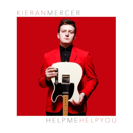 Kieran Mercer created his debut EP, Help Me Help You, with acclaimed producer Jon Levine (One Direction, Selena Gomez, Andy Grammar).