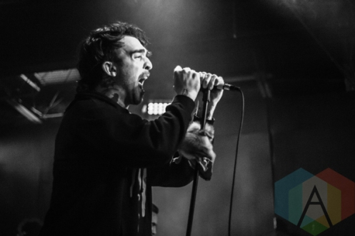 Cane Hill performing at The Scout Bar in Houston, Texas on March 11, 2016. (Photo: Madelynn Vickers/Aesthetic Magazine)