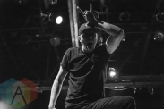 Sirens and Sailors performing at Warehouse Live in Houston, Texas on March 18, 2016. (Photo: Madelynn Vickers/Aesthetic Magazine)