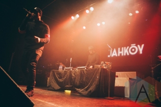Jahkoy performing at The Phoenix Concert Theatre in Toronto on March 4, 2016. (Photo: Stephan Ordonez/Aesthetic Magazine)