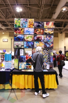 Toronto ComiCon 2016 at the Metro Toronto Convention Centre in Toronto on March 18, 2016. (Photo: Theresa Shim/Aesthetic Magazine)