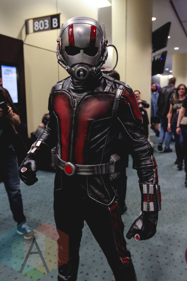 Toronto ComiCon 2016 at the Metro Toronto Convention Centre in Toronto on March 19, 2016. (Photo: Theresa Shim/Aesthetic Magazine)
