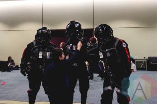 Toronto ComiCon 2016 at the Metro Toronto Convention Centre on March 20, 2016. (Photo: Theresa Shim/Aesthetic Magazine)