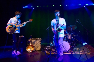BadBadNotGood performing at The Danforth Music Hall in Toronto on March 12, 2016. (Photo: Justin Roth/Aesthetic Magazine)