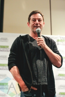 Jason Isaacs (Harry Potter) at Toronto ComiCon 2016 at the Metro Toronto Convention Centre on March 20, 2016. (Photo: Theresa Shim/Aesthetic Magazine)