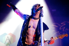 Marianas Trench performing at the Air Canada Centre in Toronto on March 22, 2016. (Photo: Matt Klopot/Aesthetic Magazine)